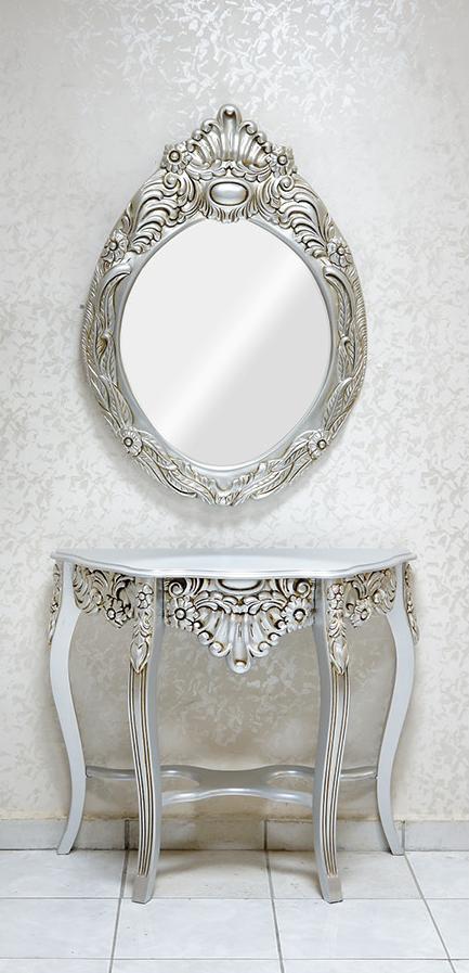 Taç Model Demonte Gümüş