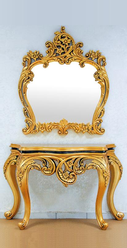 Paşa Dresuar Altın